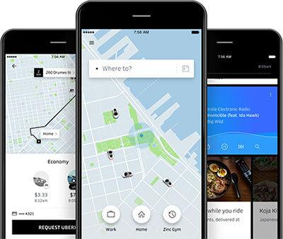 Die Uber Apps