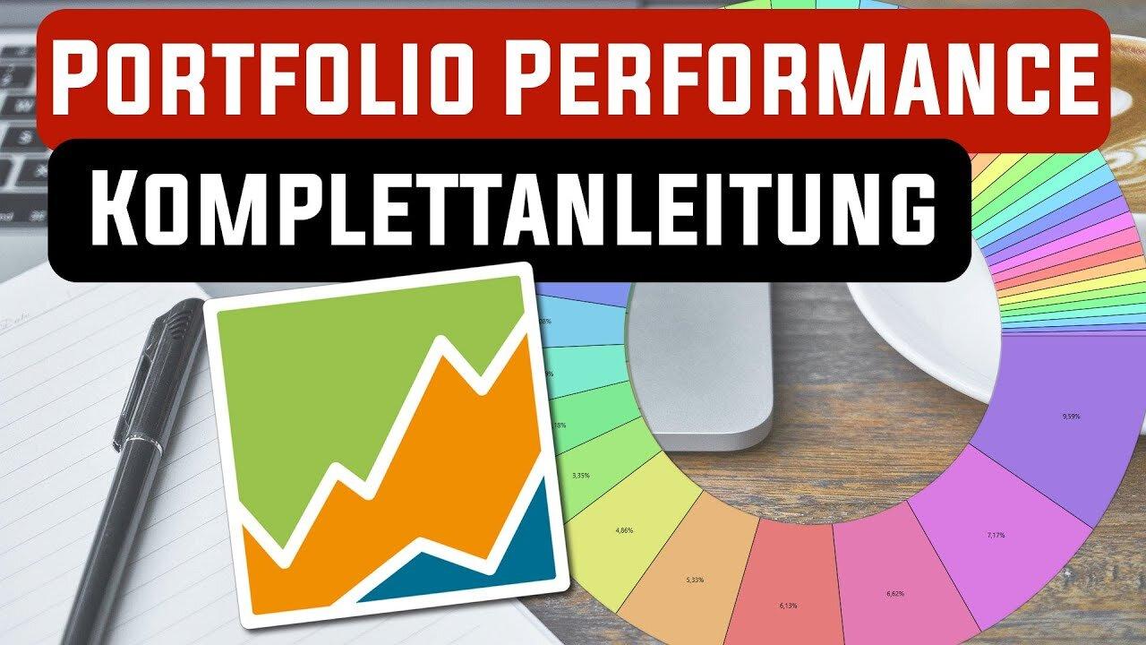 Portfolio Performance Einführung 📊 Schritt für Schritt Anleitung