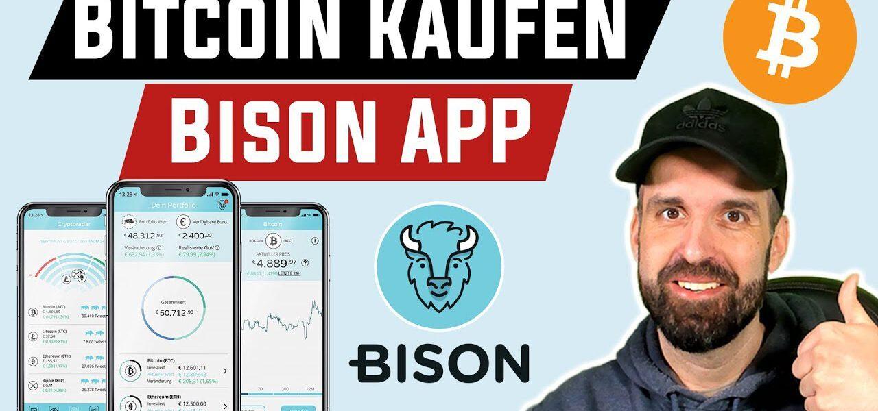 Die Bison App im Test: Meine Bison App Erfahrung